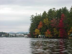 Lake George Fall Colors