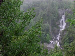 Roaring Brook Falls, St. Huberts