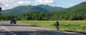 Keene Valley Biking